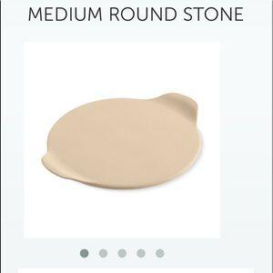 """Pampered chef medium round stone 13"""""""